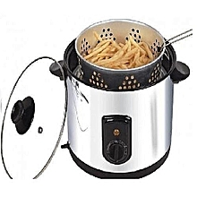 Stainless Steel Deep Fryer.