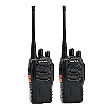 (2UNITS)BAOFENG 888S WALKIE TALKIE