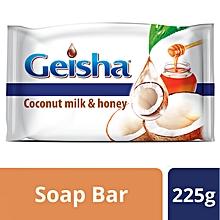 Coconut Milk & Honey Soap 225g