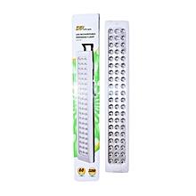 DP LED Light - 60 LED Rechargable Emergency Lamp - 3200mAh - White