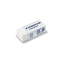 Staedtler Rasoplast 526 B Eraser - White/Blue