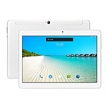 Chupad AX20 Pro 10.1-inch 2K (4GB, 64GB ROM) Android 7.1 Nougat, 6000mAh, 13MP + 5MP, Dual Sim 4G LTE Tablet PC - Silver