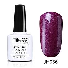10ml UV/LED Gel Nail polish-Candy colors (JH036)