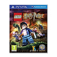 PS Vita Game Lego Harry Potter 5-7 Years