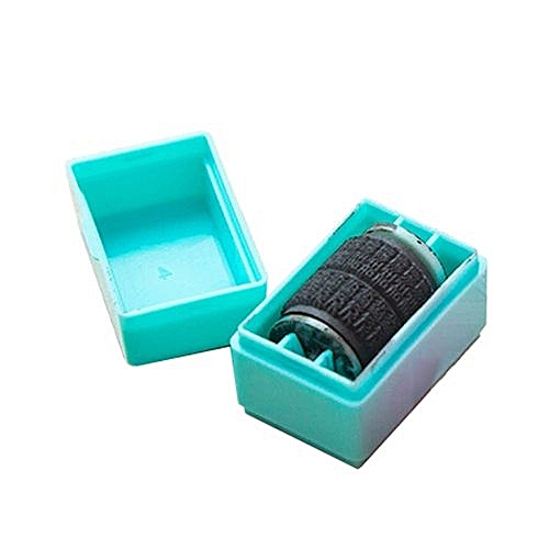 Generic 1Pcs Guard Your ID Roller Stamp SelfInking Messy Code Security Office BU Best Price