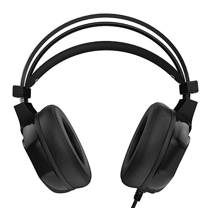 Generic V9 Usb Wired Gmaing Headset Virtual 7 1 Surround Sound Dual