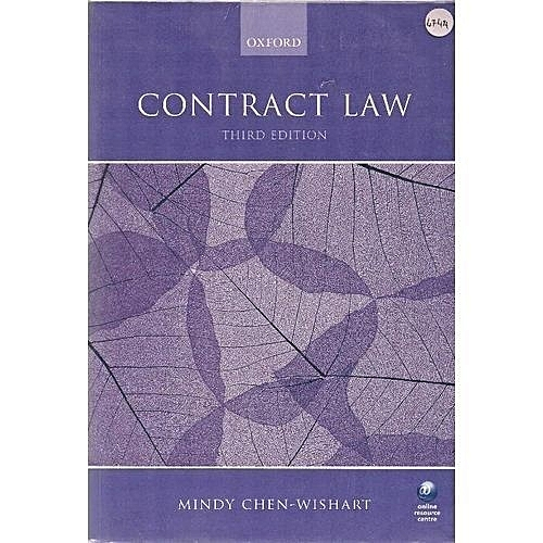 Buy Generic Contract Law Rd Edition Best Price Online Jumia Kenya - Online contract law