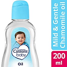 Baby Mild & Gentle Oil - 200ml
