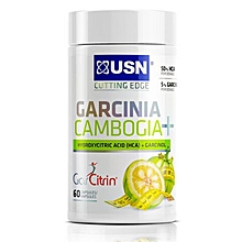 Garcinia Cambogia + (Garcitrin) - 60 Capsules