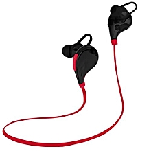 Wireless Bluetooth Headphones With Microphone (Color:Black)