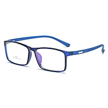 66fc0aa5f045 TR90 Rectangle Computer Glasses Anti-blue Ray Eyewear Frame