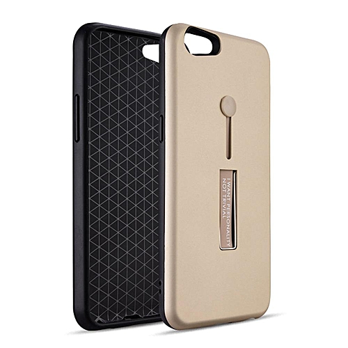 huge selection of 8fd9f 0c0a5 OPPO A39 Case,Dual Layer PC+TPU Durable Slim Simple Fit Case with Stand and  Anti Drop Finger Strap Multi-Function Protective Cover for OPPO A39/OPPO ...