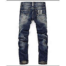 6b047e284067a8 New Arrival Fashion Dsel Brand Men Jeans Washed Printed Jeans For Men  Casual Pants Italian Designer