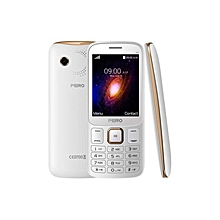 K9 Powerhouse - Dual sim -  White and Gold