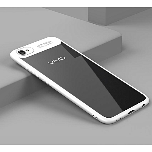 online retailer 40e8a 82c60 For VIVO Y53 Case Clear Soft Back Cover Full Protector Silicone Fitted  Conque For Vivo Y53 Antioxidant Transparent Casing 344583 c-0 (Color:Main  ...