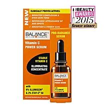 Vitamin C Power Serum (STAY-C 50 & ILLUMISCIN) - 30ml