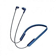 MDR-XB70BT - In-Ear Headphones - Blue