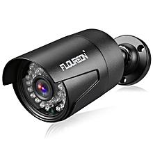 Waterproof Outdoor Cctv Dvr Security Camera Night Vision - Black