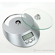 5000g/1g 5kg Kitchen Digital Scale  for Food Baking Weight