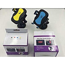 UNIVERSAL EASY ONE TOUCH CAR MOUNT