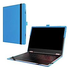 Leather Case Flip Cover Skins For Lenovo Yoga A12 HD 12.2Inch Laptop SB