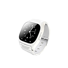 Smart Watch Phone Touch Screen Watch Smart Watch White