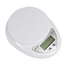 5Kg/1g Electronic Kitchen Food Postal Weighing Scale Balance