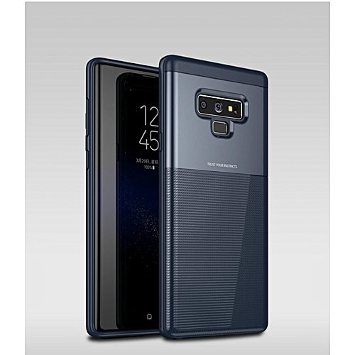 best loved fdfc1 7ef38 Case For Galaxy Note 9 [Full Body Carbon Fiber] [360 Degree Protection]  [Shock Absorption] Luxury Premium Hybrid Slim Flexible Protection Rubber  Case ...