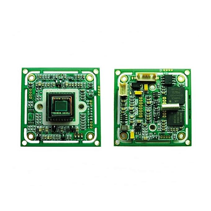 1/3 sony effio-e 700tvl 4140+811 ccd ir sensitive motherboard pal