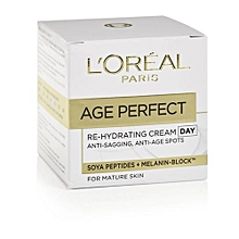 Age Perfect Re-hydrating Day Cream - 50ml
