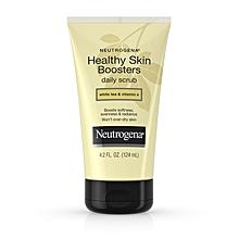 Healthy Skin Boosters Daily Scrub - 4.2oz (124ml)