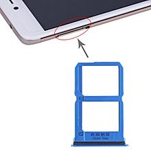 2 x SIM Card Tray for Vivo X9(Blue)