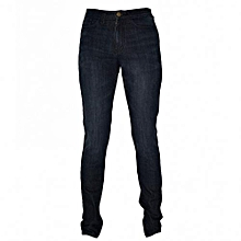 Black Mens Skinny Jeans Pants