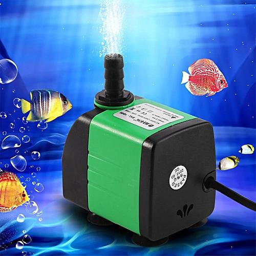 220-240v Blue Water Submersible Pump Fish Tank Water Pump Good Insulation For Aq Fish & Aquariums Pumps (water)