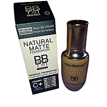Natural Matte Foundation BB Cream 7 in 1 Medical Foundation