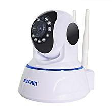 ESCAM QF003 1080P Dual Antenna Pan&Tilt Wireless IP Night Vision IR Security CCTV P2P Camera US