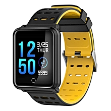Bakeey N88 1.3inch IP68 Blood Pressure Heart Rate Sleep Monitor Fitness Tracker Smart Wristband