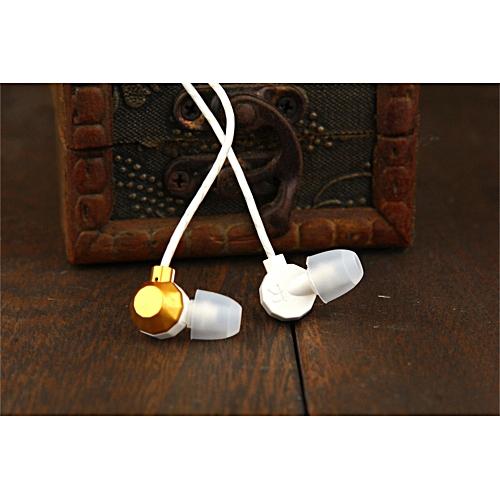 Xiuxingzi_S801 3.5mm Microphone Bass Stereo In-Ear Earphones Headphones Headset Earbuds GD
