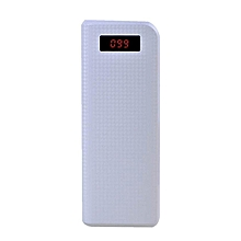 Power Bank - 10,000 mAh - White