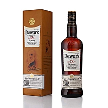12 Years Blended Scotch whisky - 750ml