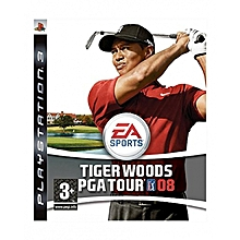 PS3 Game Tiger Woods PGA Tour 08