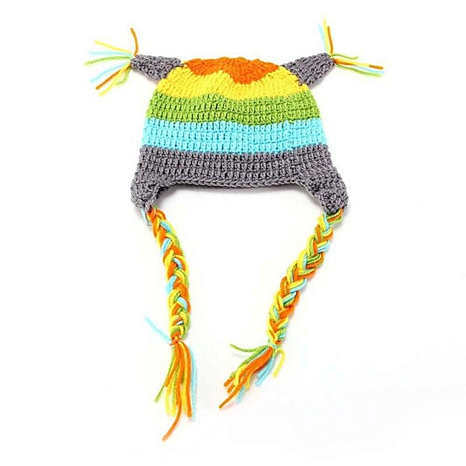 Buy Generic New style EGO Toddler Owls Crochet Knit Wool Hat With ...