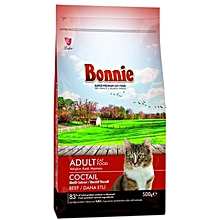 Adult Cat Food Cocktail - 0.5Kg