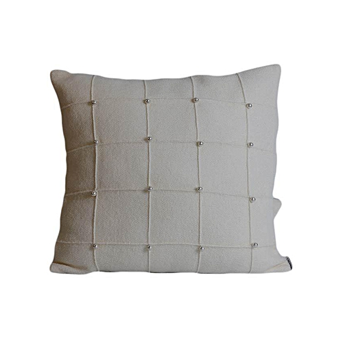 Buy Sirocco Patterned Decorative Pillow Large White Best Price Stunning Large White Decorative Pillows