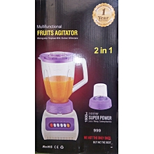 2in1 Juice Blender/ Fruits Agitator 1500ml-300Watts