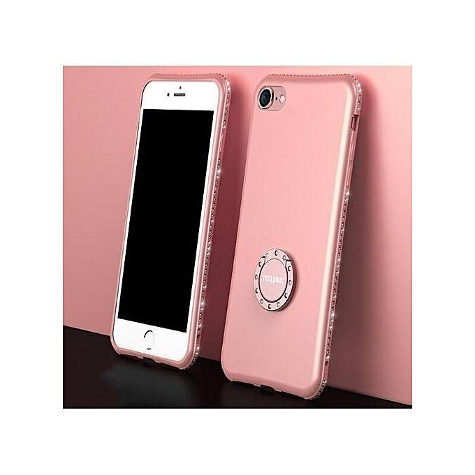 IPhone 6 Plus/ 6S Plus Case, Phone Case, Bling Sparkly Diamond Rhinestone Kickstand