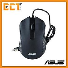 AE-01 Ergonomic Design USB 1000 DPI Wired 3D Optical Mouse LBQ