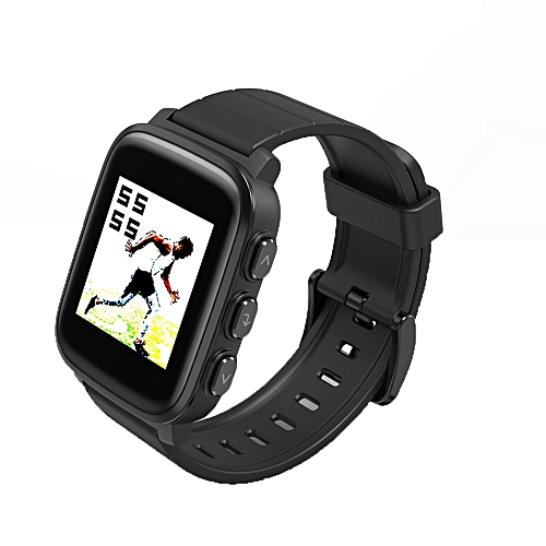 308bcb5d2 Generic SMA Q2 Bluetooth Smartwatch Heart Rate Monitor Pedometer Phone call  reminder Waterproof Smart Watch for Android iOS 3 colors( Black Universal)