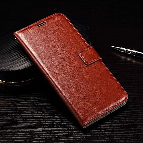 official photos cf264 a5430 For Huawei Nexus 6P Case, Slim Holster Soft Flip Leather Cover With Card  Slot Stand Function For 5.7