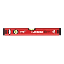 SLIM BOX LEVELS 40 CM NON-MAGNETIC - Red